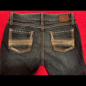 Bke Stella boot jeans